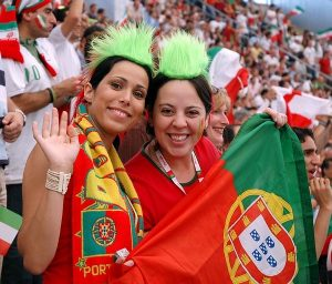 Le portugais en Afrique